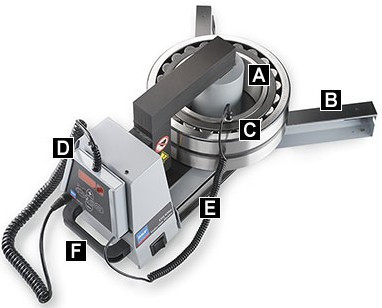 Safety Operating procedures for bearing heaters