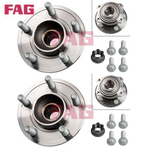 2x Radlagersatz 2 Radlagersätze FAG 713670320