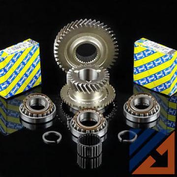 Opel M32 Gearbox genuine 6th gears & uprated SNR top casing bearings