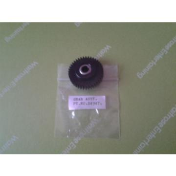 Gear & bearing assembly for bell howell TQ3 projector