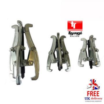 "4"" Inch 3 Leg Jaw Reversible Puller Gears Sprockets Bearings Pulleys (100mm)"