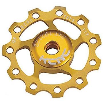 KCNC Jockey Wheel gear accessories 11T SS-Bearing yellow