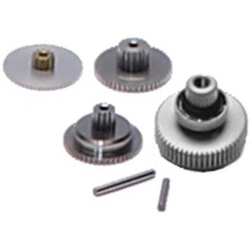 Savox SG-SC1256TG Titanium Servo Gear Set & Bearing