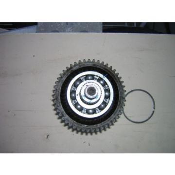 NP203 Transfer Case Chain Gear and Shaft with Bearing and Hold Ring