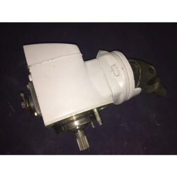 Volvo Penta upper gear unit resealed big bearing  seals 454 1.78 350 v8 4cyl