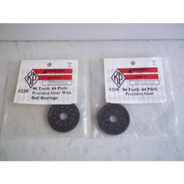 Kimbrough 96t 64dp Spur Gear - KP210 Plus KP220 with bearings