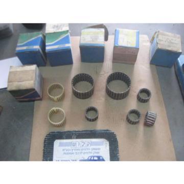 Austin Morris Gear Transmission Needle Roller Bearing 8 Pcs Different Original