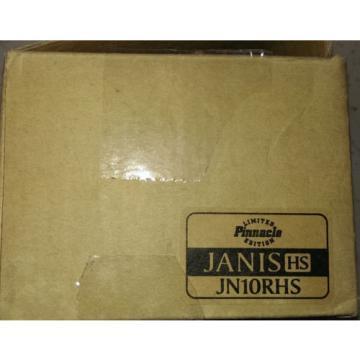LE Pinnacle Janis HS JN10RHS Baitcasting Reel 6.2:1 Gear Ratio 5 Bearing System