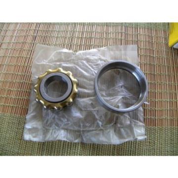 NOS lot of 10 Ball bearing crankshaft, NSK E15, for SACHS mopeds 2-3 gear hand