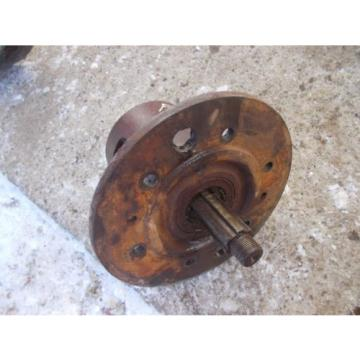 McCormick Farmall F12 Tractor inner axle drive gear & bearing & housing holder