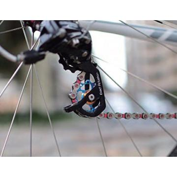 KCNC Jockey Wheel gear accessories 11T SS-Bearing black