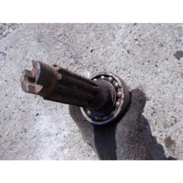 Farmall SC C 200 230 IH IHC transmission drive axle inner brake gear & bearing
