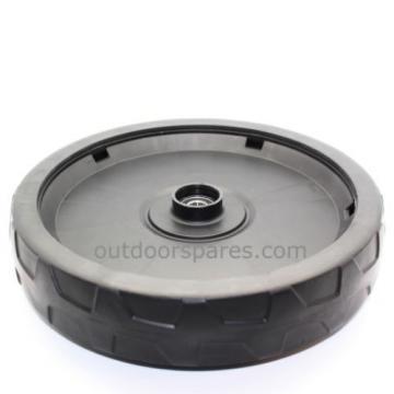Genuine Mountfield SP533 Rear Wheel c/w Drive Gear & Bearing Part No 381007479/1