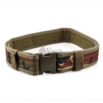 Adjustable Tactical Army Load Bearing Combat Gear Utility Duty Belt Web Belt