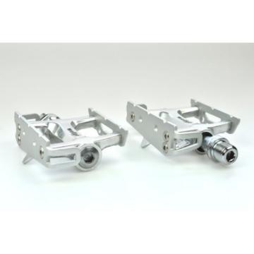 [US SELLER] Wellgo R025B Bike Bicycle Pedal (Sealed Bearing) Track Fixed Gear SL