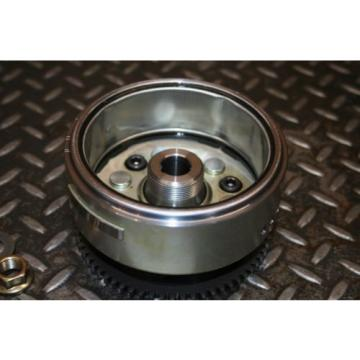 2006 Can Am DS 250 Flywheel with One Way Bearing Starter/Gear