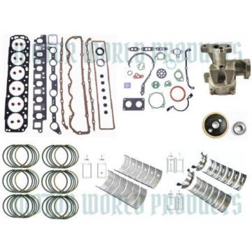 68-87 Ford 300 4.9 Engine Rebuild -Rings, Bearings, Gaskets, Oil Pump, T. Gears