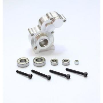 Axial SCX10 #SCX05 Aluminum Center Gear Box With Bearings set Silver