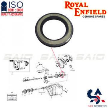 Genuine Gear Box Case Main Bearing Oil Seal For Bullet Standard 350cc #110262/1