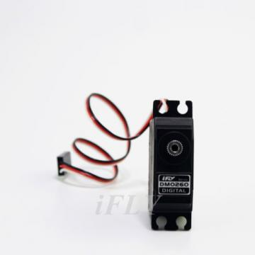 iFLY Digital Mini DC Servo DM0260 Metal Gear Bearing Type 2 BB 4.0kg-cm/6.0V