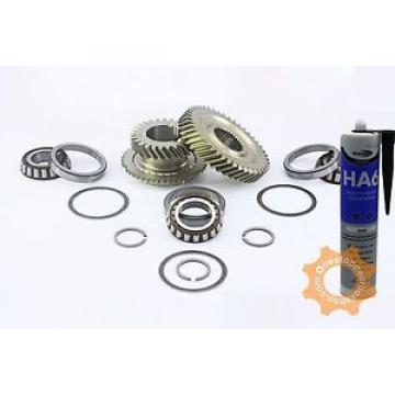M32 / M20 Uprated Genuine 6th Gears 27/44 Teeth SNR End Case Bearings & Circlips