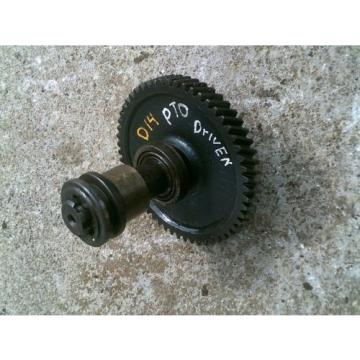 Allis Chalmers D14 Tractor main PTO Power Take Off drive gear & bearing