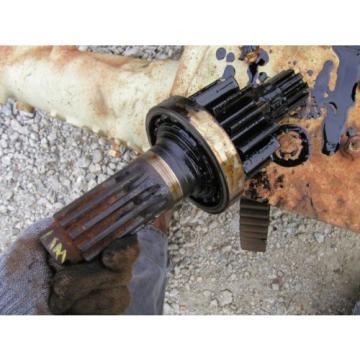 Farmall Louisville SM SMTA MTA IH tractor inner axle housing drive gear &bearing