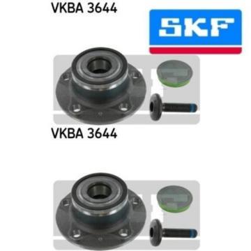 2x Radlagersatz 2 Radlagersätze SKF VKBA3644