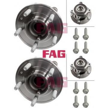 2x Radlagersatz 2 Radlagersätze FAG 713645020