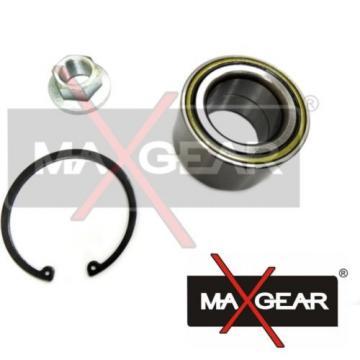 Radlager Satz Radlagersatz MAXGEAR Vorderachse 2564/MG 33-0290