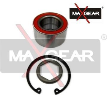 Radlager Satz Radlagersatz MAXGEAR 2023/MG 33-0038